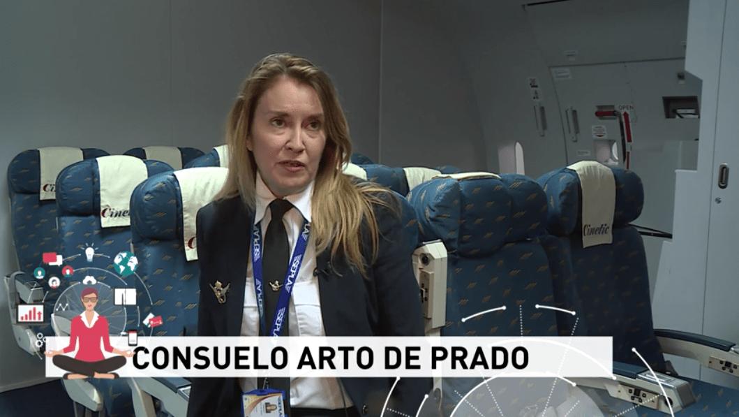 Consuelo Arto en antena3 noticias: Día de la Mujer 2018