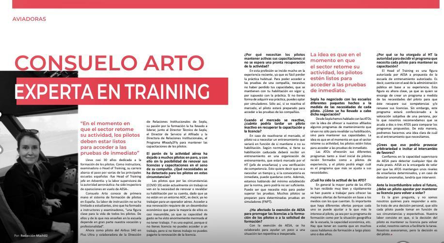 MACH82 N208 Consuelo Arto Experta en Training